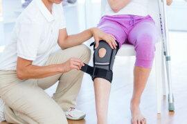 Восстановительные процедуры после травмирования коленного сустава