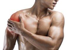 Причины и лечение боли в плечевом суставе при поднятии, отведении, сгибании, разгибании руки