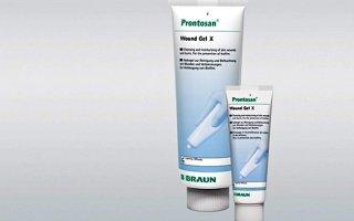 Гель Пронтосан: состав и применение для заживления ран