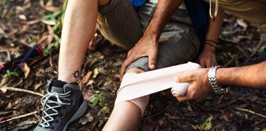 Опасность колотых ран: как оказать первую помощь пострадавшему