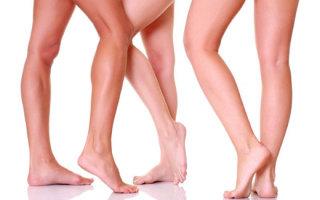 Как избавиться от шрамов на ногах: медицинские методы и народные способы