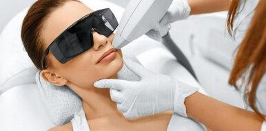 Ожог и осложнения после лазерной эпиляции, особенности ухода за кожей после лазерной эпиляции