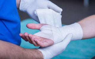 Какие виды тканей отвечают за восстановительные процессы в ране