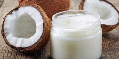 Помогает ли кокосовое масло от ожогов и как его применять