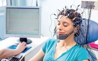 Что такое электроэнцефалография?