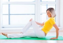 Эффективные упражнения для суставов и мышц