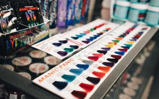Фестиваль красок: manic panic