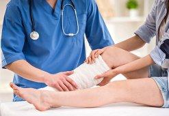 Особенности образования и заживления рваной раны