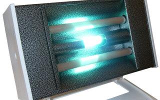 Особенности лечения и опасность ожога глаз ультрафиолетовой и кварцевой лампой
