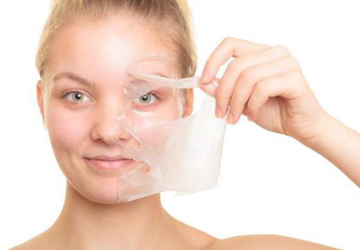 маска для сглаживания шрамов