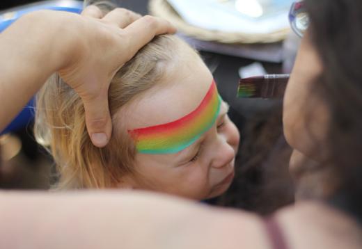 шрам на лбу у ребенка