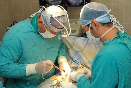 процедура лапраскопии