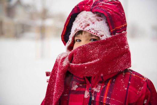 одежда при обморожении