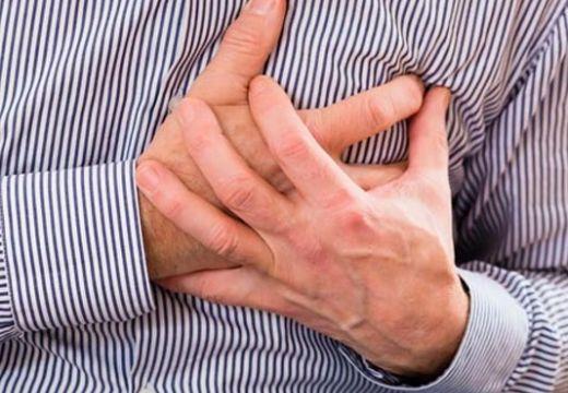 рана на груди